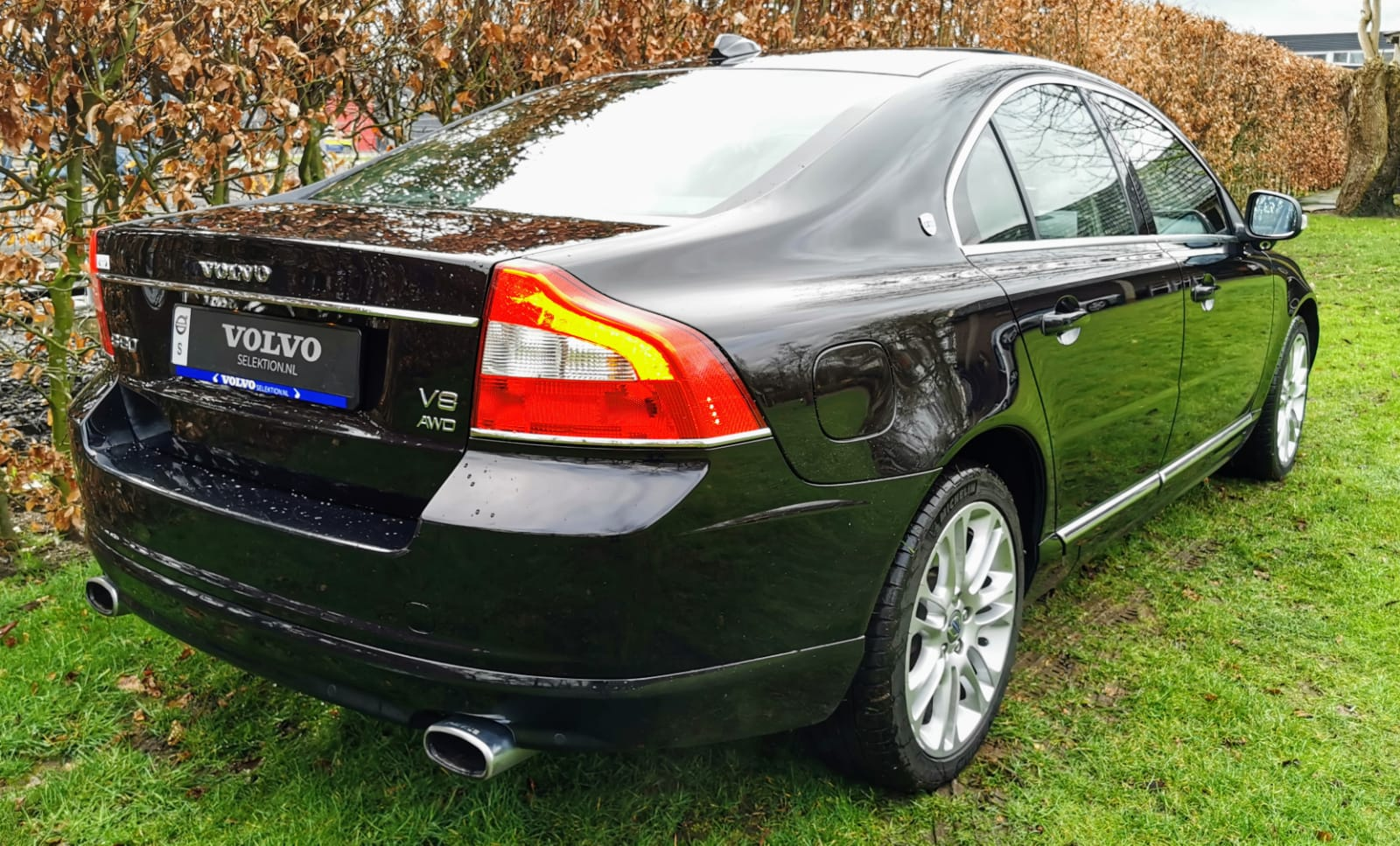 Volvo S80 4.4 V8 AWD Executive Geartronic 2008