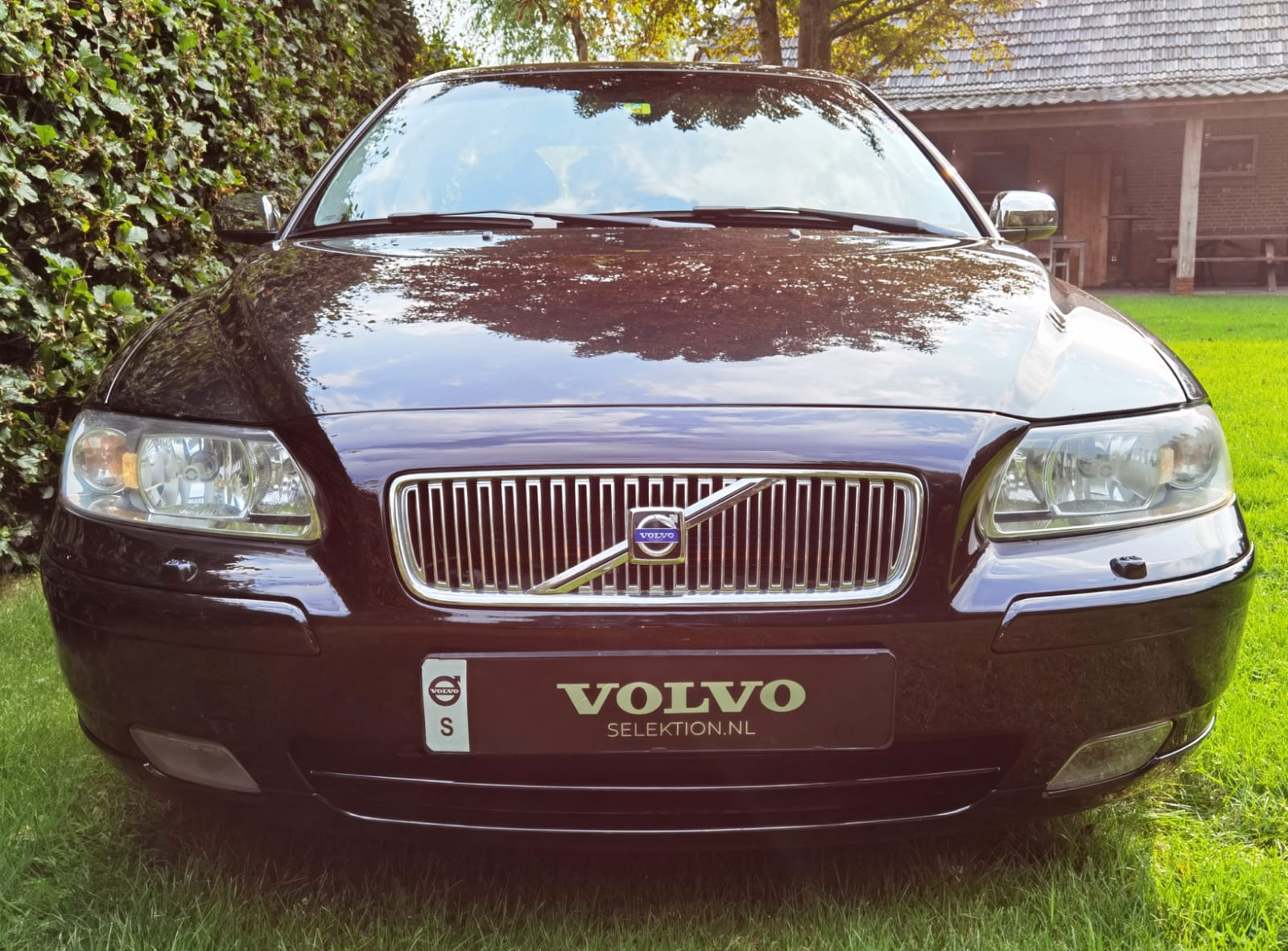 Volvo V70 2.5T AWD Geartronic move 2006